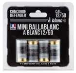 4 cartridges Mini Ballablanc cal. 12/50 to white4 cartridges Mini Ballablanc cal. 12/50 to white