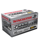Photo Cartouches 22 LR Winchester super speed
