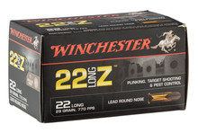 Photo Munitions Zimmer 22 long Z cal. 22 LR
