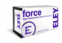 Eley 22 lr Force Cartridges