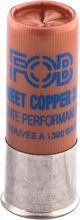 Ecological Fob Cartridges Sweet Copper - Cal. 12/70