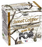 Photo Cartouches Fob Sweet Copper haute performance - Cal. 20/70