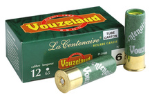 Cartridges Vouzelaud - Centenary cardboard tube - Cal. 12/65