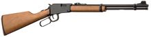 Rifle 22 LR Mossberg Lever Action model 464 tanned