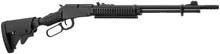Rifle synthetic lift action Mossberg 464 SPX cal. 22 LR