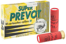 Prévot Cartridge Super Bourre Skirt - Cal. 24/65