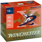 Photo Winchester cartridges from Trap X2 - Cal. 12/70