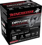 Winchester Drylock Cartridges Nickel plated steel - Cal. 12/76 or 12/70