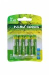 AA LR06 1.2V Rechargeable Batteries - NX-Ready