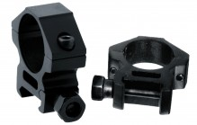Photo Mounting clamps RTI 25.4 mm - Tightening nut