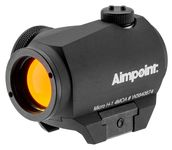 Photo Red dot sight Aimpoint Micro H1