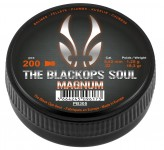 Plombs The Black Ops Soul MAGNUM Cal. 5,5 mm