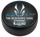 Plombs The Black Ops Soul DYNAMIC Cal. 5,5 mm