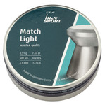 Photo Plombs Match Light cal. 4,5 mm