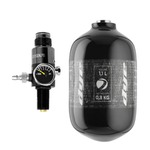 Pack Luxfer bottle kevlar 1,1L + regulator 4500 PSI