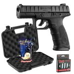 Pack Beretta apx2 - CO2 + mallette Noire + 5 capsules de CO2 + 3000 billes 0,25g G&G