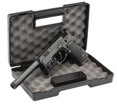 Pack CZ75D Co2 + case + laser + silencer