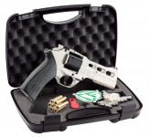Limited Edition Airgun CHIAPPA RHINO SPECIAL EDITION 50DS Co2 revolver 3.5J Cal. 177 pellets