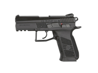 Photo Réplique pistolet CZ75 P-07 Duty Co2 GBB