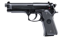 Photo Rep pistolet Beretta M9 Noir GBB gaz