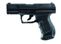 Photo Replica pistol Walther P99 DAO Co2 GBB