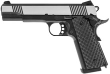 Photo GBB Pistol 1911 MEU Raven full metal gas tan 1,0J