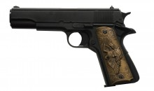 GNB Gas 1911 0,5J Black & wood
