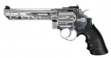 GNB Gas Revolver 357 0,5J Chrome