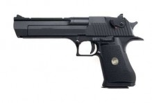 Desert Eagle Gas GBB 0,8J Black