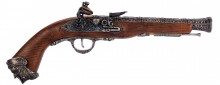Co2 Flintlock Pirate silver 1,5J GNB