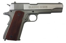 Photo Réplique GBB M1911 Classic Silver MILBRO Co2
