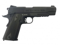 Photo Réplique GBB 1911 Rail MILBO Co2