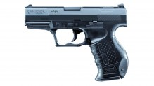 Photo Airsoft spring pistol Walther P99 Black 0.08J