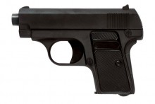 Full metal Galaxy G1 spring airsoft pistol