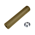 Photo Silencieux Crusader TR45S Suppressor tan 14 et 16mm - VFC
