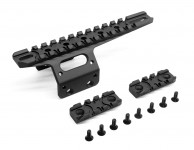 AAC T10 Front rail black