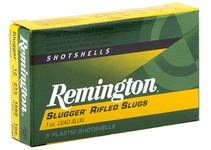Cartouche Remington à balle slug - Cal. 12/70