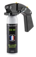 Aerosol GEL CS 80 100 ml with handle