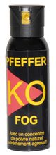 Aerosols KO FOG pepper - 40/100 ml