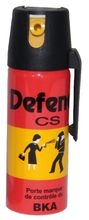 Aérosols de défense - Defenol gaz CS - 40 / 50 /100 ml
