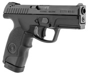 Steyr M9-A1 pistol - manual safety - fixed sight