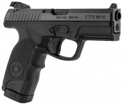 Steyr M-A1 pistol - manual safety - aim match
