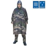 Photo Poncho US polyester Ripstop
