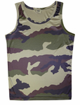 Cooldry camouflage tank top