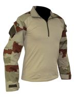 Photo Chemise de combat type ubas camo sable