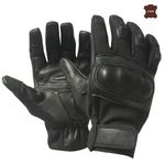 Black hull gloves
