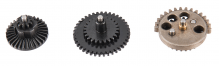 Photo Hi Speed Steel CNC 13:1 Ratio gears set