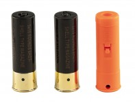 Photo Pack of 2 airsoft shotgun shells and 1 bluetooth shell SHOOTER AR