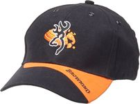 Photo Casquette Browning Claybuster noir/orange