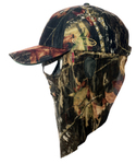 Photo Casquette/filet de camouflage Browning Face Mask Quick camo